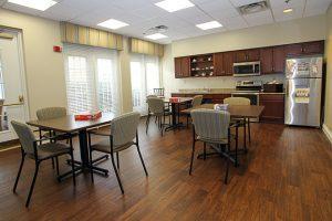 Charter Senior Living Poplar Creek - Activity Room