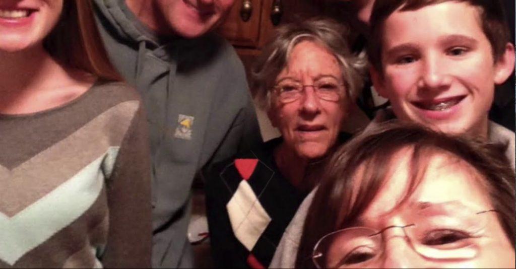 Charter Senior Living of of Poplar Creek Video Thumbnail Family Group Surrounded by senior living resident